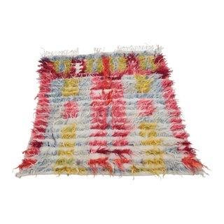 Tribal Handmade Turkish Filikli Rug Kilim For Sale
