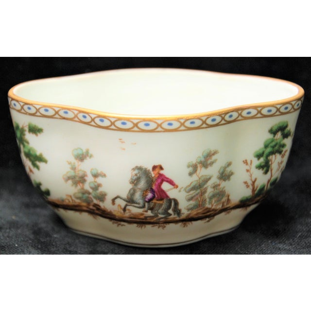 Richard Ginori Gin 117 Small Trinket Bowl - Image 2 of 6