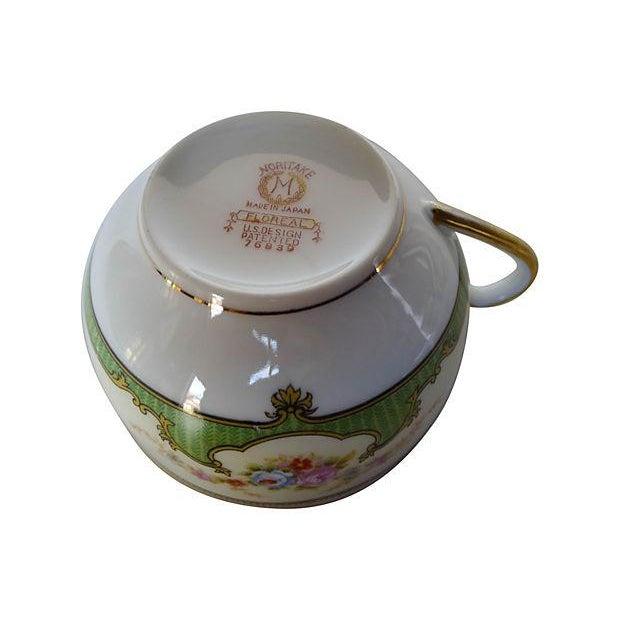 Vintage Floral Tea Cups & Saucers - Set of 6 - Image 6 of 6