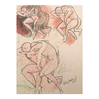 After Matisse by James Bone 2000 For Sale