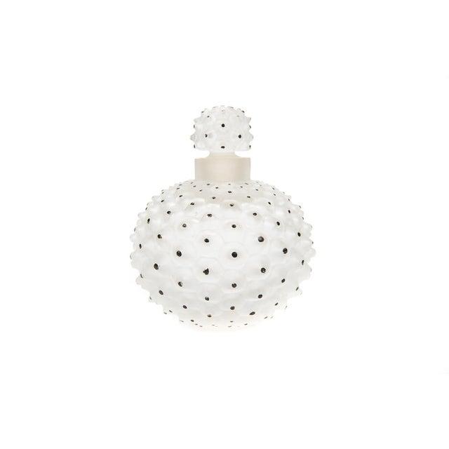 "Lalique ""Cactus"" Art Glass Perfume Bottle - Image 2 of 7"