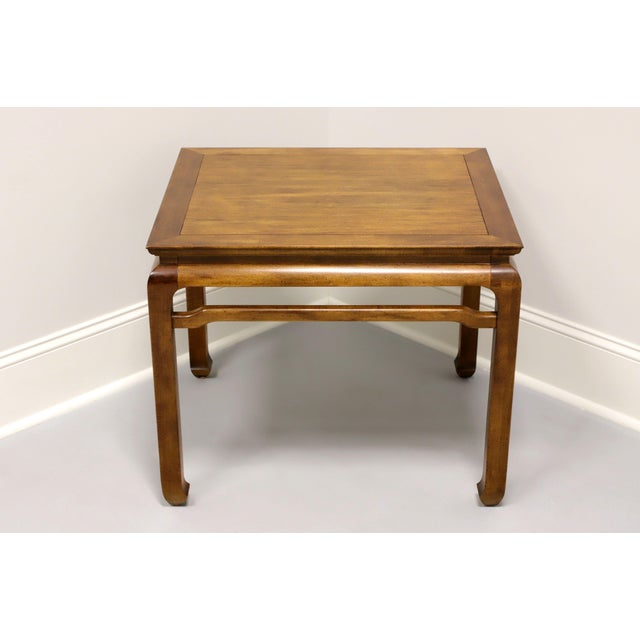 """An Asian style accent table by high-quality furniture maker Century. From their """"Chin Hua"""" line designed by Raymond K..."""