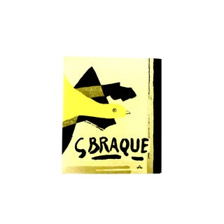 1961 George Braque, His Graphic Work, Book For Sale