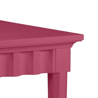 Casa Cosima Flutter Console, Old Claret Preview