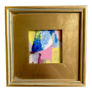 "Jessalin Beutler ""Pastel Paradise"" 2021 Framed Painting For Sale"