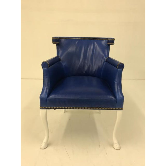 Century Furniture Windsor Smith Nightshade Chair for Century Furniture For Sale - Image 4 of 4