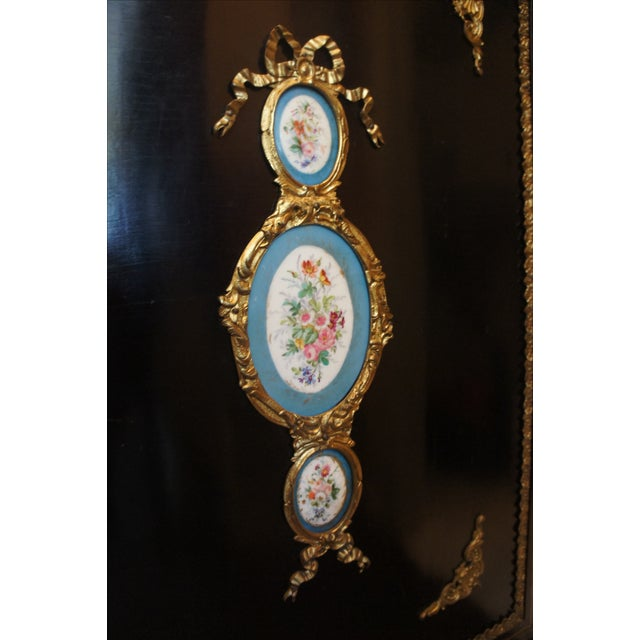 Authentic Meuble Boulle Napoléon III Cabinet - Image 6 of 9