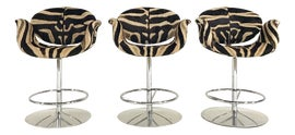 Image of Chrome Counter Stools
