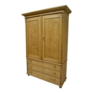 Pine Linen Press For Sale
