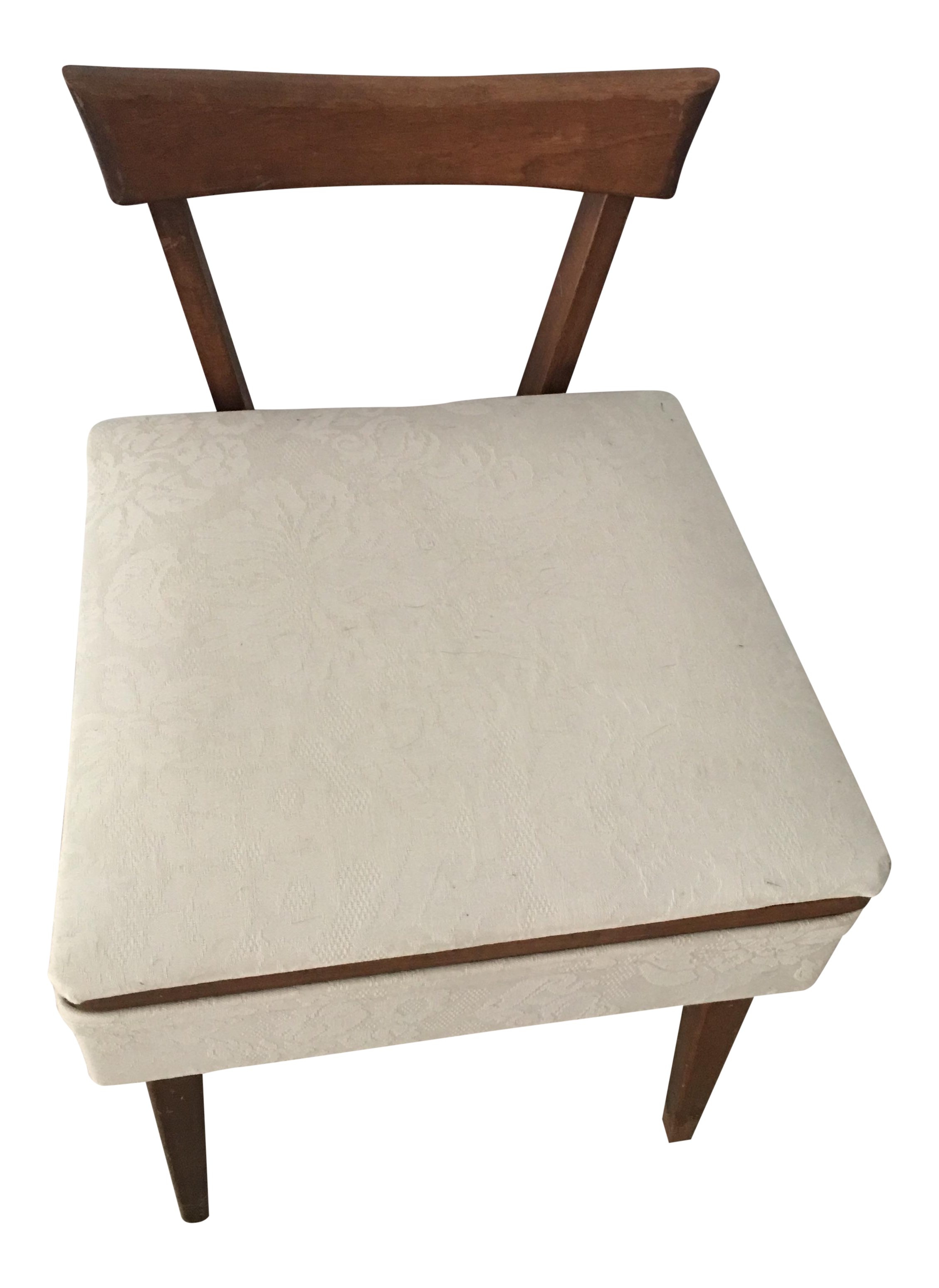 Vintage Danish Sewing Chair  sc 1 st  Chairish & Vintage Danish Sewing Chair | Chairish