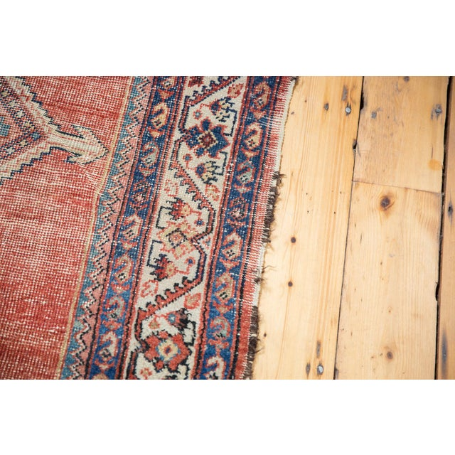 """Antique Malayer Rug Runner - 3'8"""" x 7'6"""" For Sale - Image 5 of 13"""