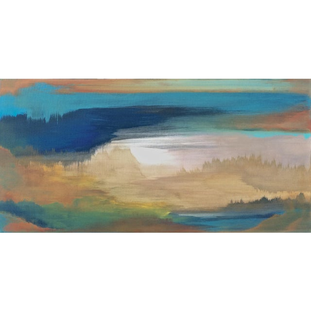 Original Contemporary Abstract Painting by Alicia Dunn - Image 1 of 3