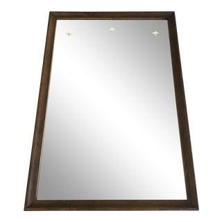 Broyhill Saga Mid Century Modern Dresser Mirror For Sale
