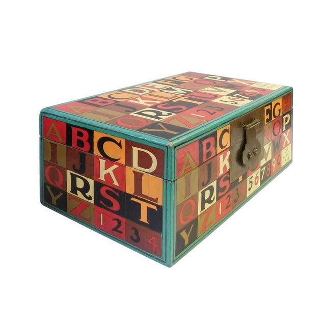 Chinese Rectangular Storage Box - Image 3 of 6