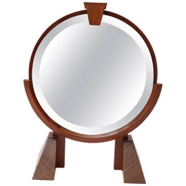Image of Art Deco Table Mirrors