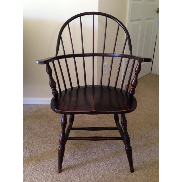 Heywood-Wakefield Windsor Chairs - A Pair - Image 3 of 8 - Heywood-Wakefield Windsor Chairs - A Pair Chairish