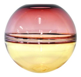 Image of Amber Vases