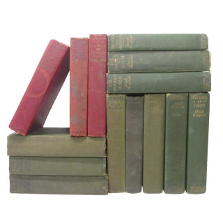 Hugh Walpole Book Collection, Set of 14 For Sale