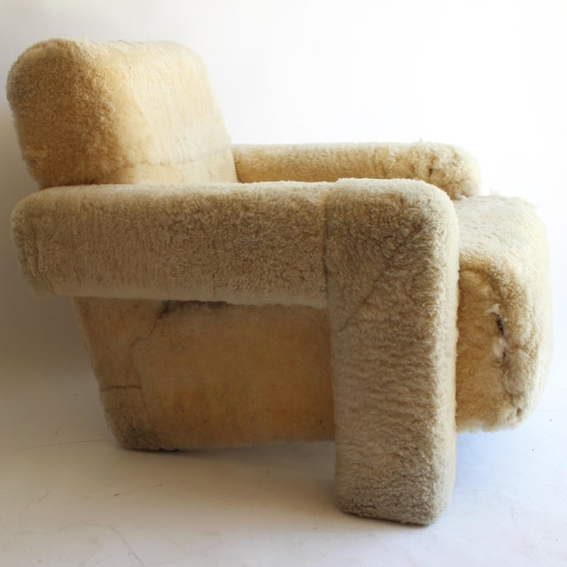 "Mid 20th Century Gerrit Rietveld ""Utrecht"" Style Chair For Sale - Image 5 of 13"