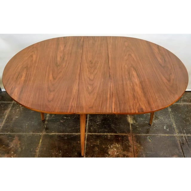 """Sutciffe of Todmorden created a Scandinavian Modern inspired range in the 1960s called """"S Form"""". This drop-leaf dining..."""