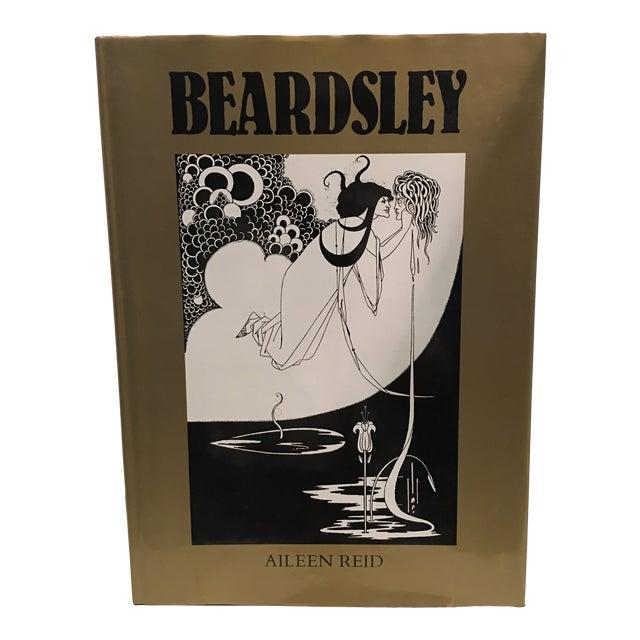 1990s Vintage Beardsley by Aileen Reid Hardcover Book For Sale