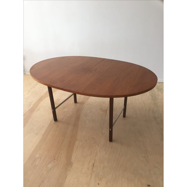 Mid-Century Oval Dining Table by Paul McCobb - Image 6 of 7