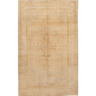 Early 20th Century Antique Khotan Rug 8 X 12 For Sale