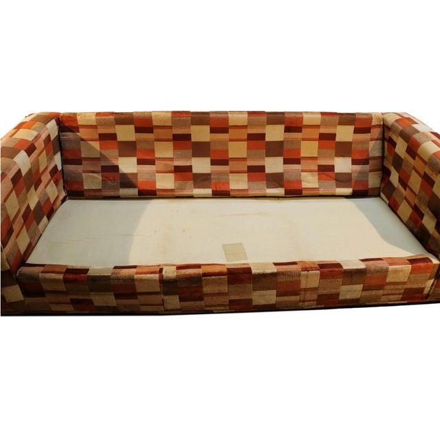 Mid-Century Milo Baughman Style Sofa - Image 7 of 10
