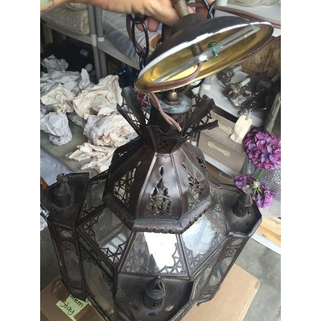 Moroccan Hanging Lamp - Image 4 of 7