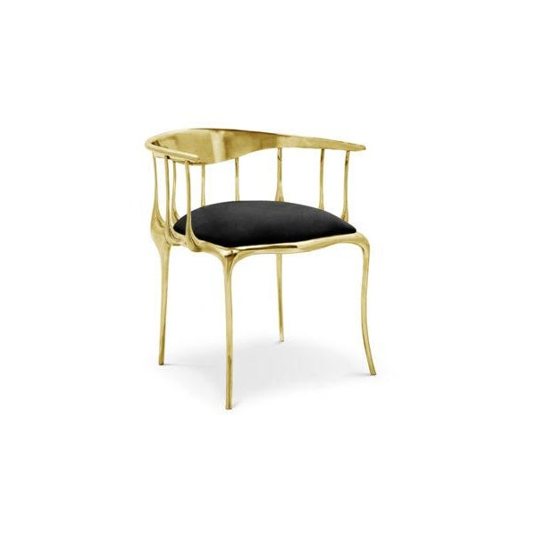 Not Yet Made - Made To Order Nº11 Dining Chair From Covet Paris For Sale - Image 5 of 6