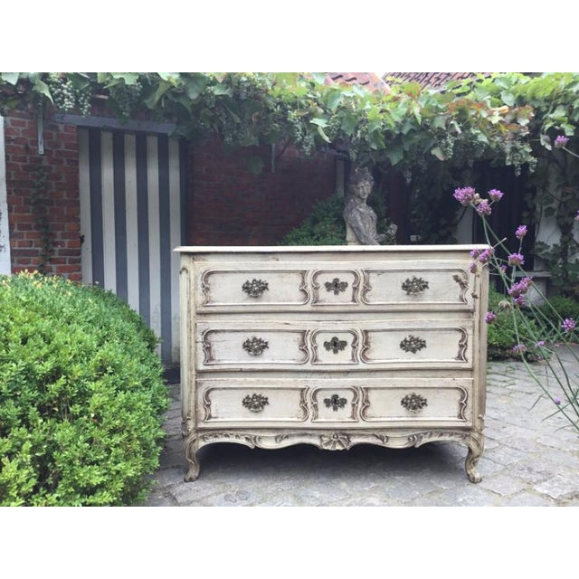 18th C. Louis XV Commode For Sale - Image 9 of 9