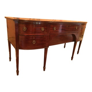 Late 19th Century Antique Dining Room Sideboard For Sale