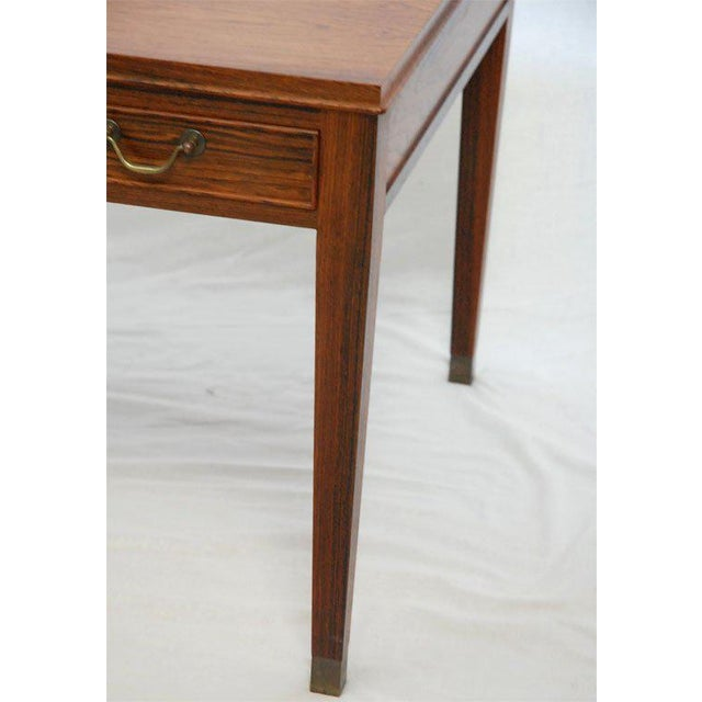 1940s Frits Henningsen Coffee Table For Sale - Image 5 of 9