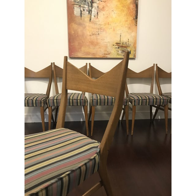 1950s Paul McCobb Mid Century Modern Dining Chairs - Set of 6 For Sale - Image 5 of 6