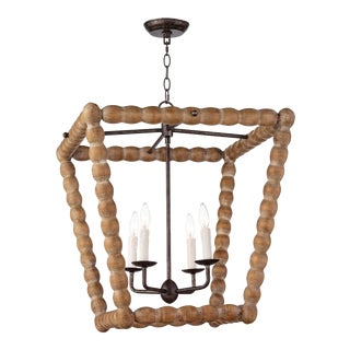 Perennial Lantern in Natural For Sale