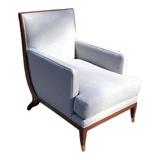 Lucien Rollin for William Switzer Deep Apollon Chair For Sale