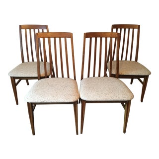 Hooker Mid-Century Walnut Dining Set