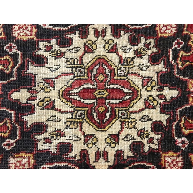 Turkish Oushak Runner - 5' x 13' - Image 6 of 10