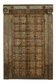 Image of Anglo-Indian Doors