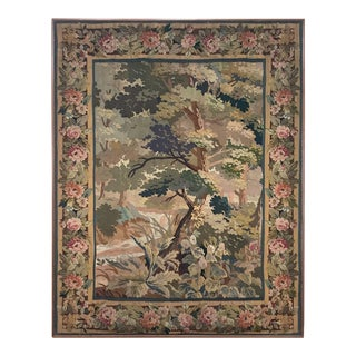 19th Century Flemish Tapestry For Sale