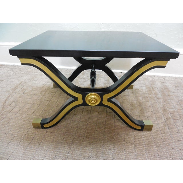 Heritage Dorothy Draper Hollywood Regency Tables - Image 10 of 10