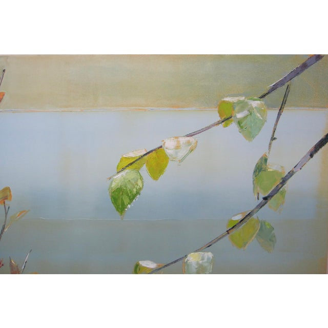 Stephen Pentak Stephen Pentak Tree Branches Contemporary Oil Painting For Sale - Image 4 of 7