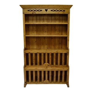 Irish Pine Chicken Coop Dresser