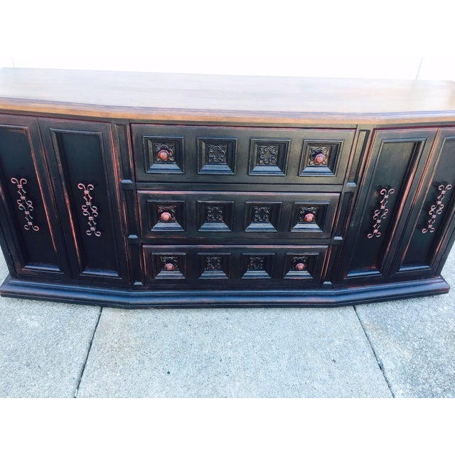 American of Martinsville Credenza - Image 7 of 9