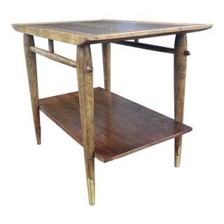 1950's Lane Copenhagen Side Table For Sale