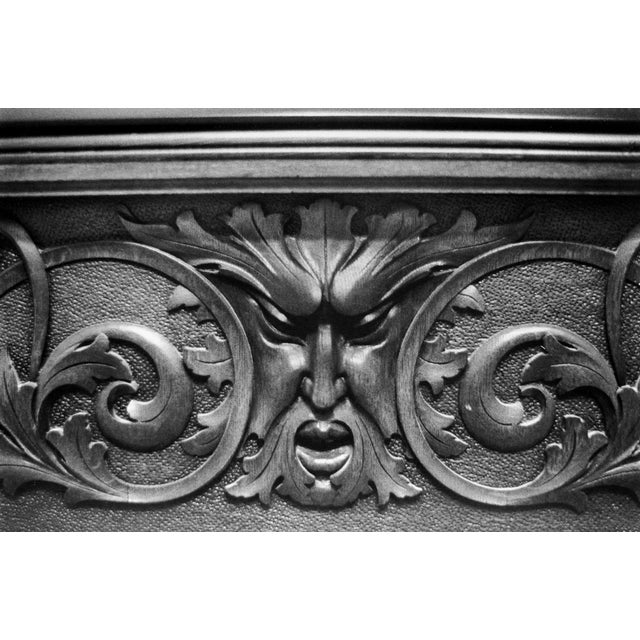 Contemporary Photograph of an Architectural Detail For Sale - Image 3 of 5