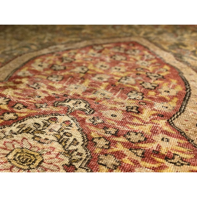Bellwether Rugs Distressed Look Vintage Turkish Oushak Area - 4'x6' - Image 10 of 11