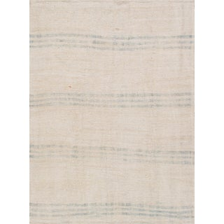 "Pasargad Vintage Turkish Kilim Hemp Rug- 5' 5"" X 7' 5"" For Sale"