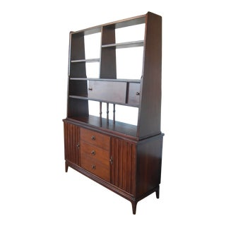 Mid-Century Room Divider/Shelving Unit For Sale