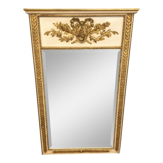 Italian Neoclassical Style Mirror For Sale